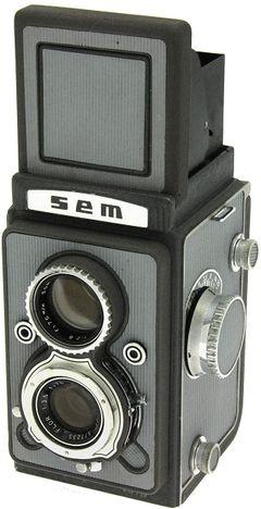 Sem - Semflex Standard 3,5 [type 16] miniature