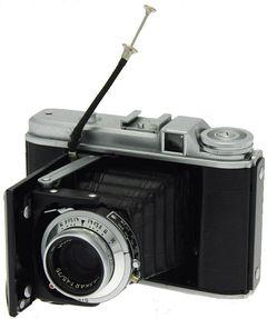 Voigtlander - Perkeo I miniature