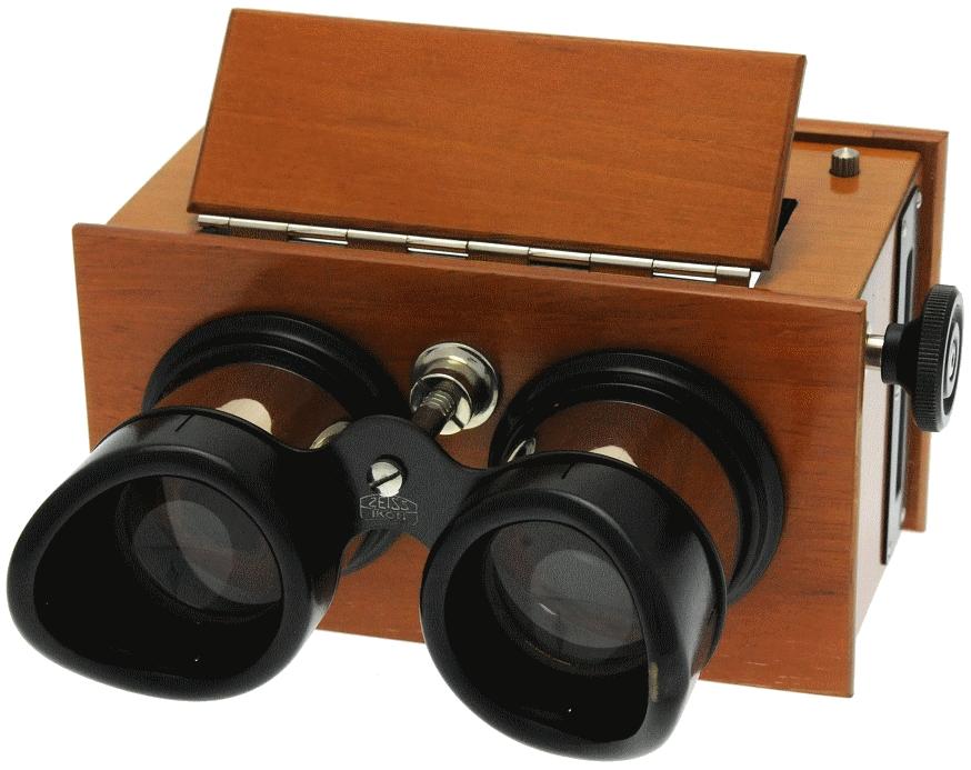 Zeiss-Ikon - Stéréoscope 45 x 107 [628 - 6]